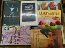48 Bücher Hardcover Romane Sachbücher verschiedene Themen Paket 2