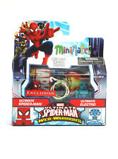 Marvel Minimates Ultimate Spider-Man & Electro Walgreens Exclusive Figure 2-Pack