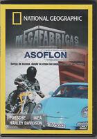 *National Geographic: Megafabricas Vol. 1 (DVD) ASOFLON Promotion