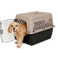 """Traveling Dog Kennel Crate Carrier Cage Pet Taxi, 28""""L x 20.5""""W x 21.5""""H"""