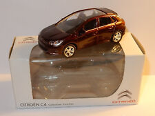 Citroen C4 2 fase gris Norev 3 Inches 1/64 Box dealer