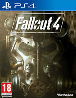 Fallout 4 PS4 - Excellent Condition - 1st Class Delivery