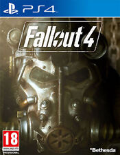 Fallout 4 PS4-Excelente Estado - 1st Class Delivery