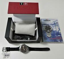 Tissot T-Sport Seastar 1000 Automatic Black Dial Men's Watch T066.407.17.057.01
