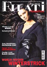 Filati Handstrick Ausgabe 32, 47 Modelle, Winter 2007/08, Rarität, stricken, neu