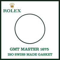 ♛ ♛ Case Back Gasket ISO Swiss Made High Grade For ROLEX GMT-Master 1675 ♛ ♛