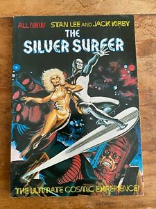 Silver Surfer: The Ultimate Cosmic Experience!  by Stan Lee & Jack Kirby 1978 A