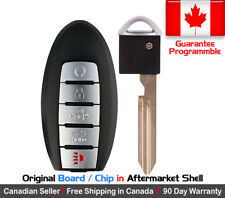 1x New Replacement Keyless Entry Remote Control Key Fob For Infiniti S180144014