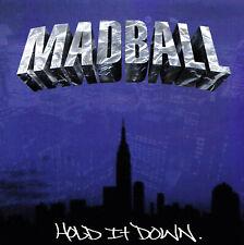 MADBALL - CD - HOLD IT DOWN