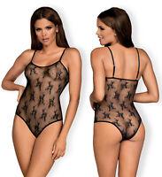 OBSESSIVE Jennifairy Luxury Super Soft Decorative Sheer Body / Teddy