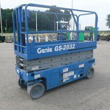 Genie Gs 2032 Electric Scissor Lift