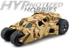 HOT WHEELS 1:18 BATMOBILE TUMBLER DARK KNIGHT RISES BCJ76