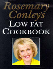Rosemary Conley's Low Fat Cookbook, Conley, Rosemary, Very Good Book