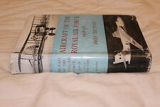 (93) Aircraft of the royal air force 1918-58 / Owen Thetford / Putnam