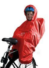 Rad2122803000 Regenponcho Hamax für das Kind Im Sitz rot