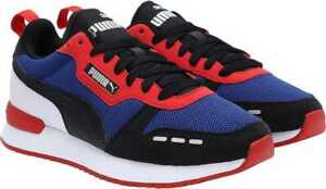 Puma  R78 Sneakers For Men  (Blue) Gym Shoes Sports Shoes