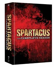 Spartacus The Complete Series Season 1-4 (1 2 3 & 4) ~ BRAND NEW 13-DISC DVD SET