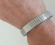 Silver Magnetic Bracelet Medium  - Magnet Therapy Product -