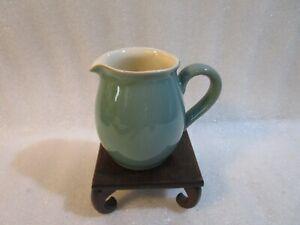 Vintage Denby Stoneware 1/2 pt Milk Creamer   Jug