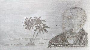 American Bank Note Company: El Salvador Printing Plate