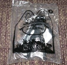 2011 McDonalds Happy Meal Toy - Young Justice - Black Manta #6