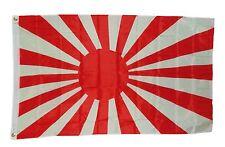 JAPAN RISING SUN NAVAL WW2 FLAG 3 X 5 3X5 NEW POLYESTER