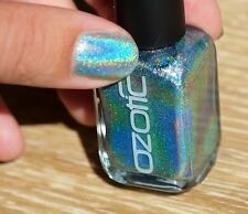 OZOTIC HOLO 512  HOLOGRAPHIC NAIL POLISH ~ NEW & VERY RARE! FREE SHIPPING!