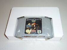 4 x nintendo 64 n64 game cardboard box insert inlay tray reproduction