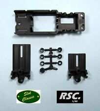 1X SLOT CLASSIC ADJUSTABLE CHASSIS 1/32 - CHASIS REGULABLE - PCS RESIN BODY OCAR