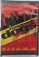 Reservoir Dogs 2-Disc Limited Edition (Dvd, 2007, 15th Anniversary)