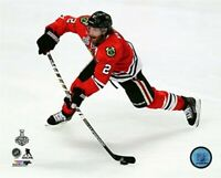 """Duncan Keith Chicago Blackhawks 2015 Stanley Cup Finals Photo (Size: 8"""" x 10"""")"""