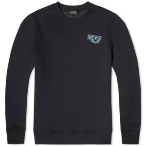 APC Paper Planes Sweatshirt Size Small Brand New Authentic