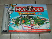 Parker - Monopoly Trauminsel - Brettspiel incl. DVD - sehr guter Zustand