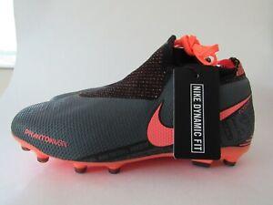 Nike Jr Phanton Vision Elite DF Soccer Cleats AO3289 080 Size 5.5Y Womens 7