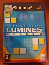 LUMINES PLUS - PLAYSTATION 2 PS2 USATO