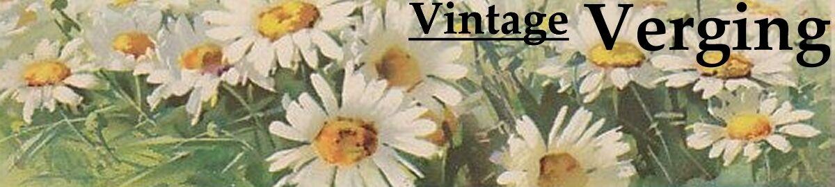 vintage verging