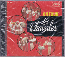 CD 12T LOS CHAVALES DE ESPANA ON TOUR VOL.2 NEUF SCELLE