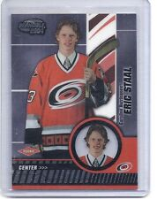 03-04 2003-04 INVINCIBLE ERIC STAAL ROOKIE RC /899 105 CAROLINA HURRICANES