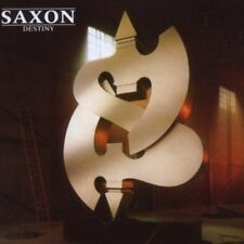 CD musicali hard rock saxon