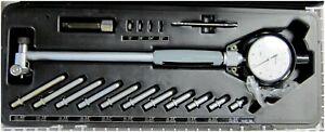 "Mitutoyo Used 2"" Thru 4""  Inside Dial Bore Gauge  ""Newsed"" 511-106P"