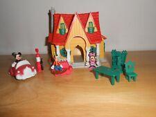 Maison Minnie / Mickey Eurodisney style Polly pocket