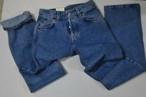 Jeans Rifle colore chiaro , modello uomo , chiusura bottone gamba diritta