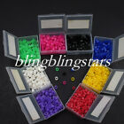 1000 Pcs Dental Silicone Color Code Rings Bands Hygienist Instruments 10 Colors