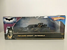 Hotwheels The Dark Knight Batmobile 1:18