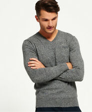 New Mens Superdry Knitwear Selection - Various Styles & Colours 231018