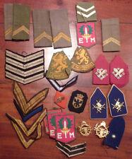 28 piezas, kit de uniforme efectos konvulut