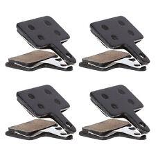 4 Pairs MTB Bicycle Disc Brake Pads For Shimano M485 M475 M446 M515 M445 M525