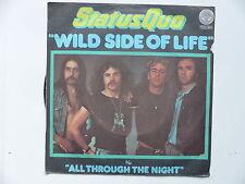 STATUS QUO Wild side of life 6059 153