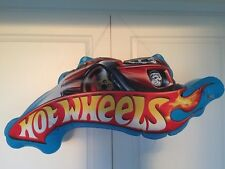 Année 2005  HOT WHEELS PUBLICITE GONFLABLE  NEUF  118 X45 CMS by Mattel France