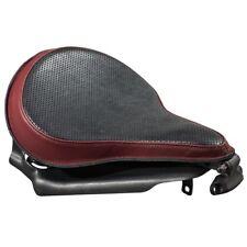 YAMAHA BOLT CRUISER SPRINGER BOBBER SOLO SEAT BLACK OXBLOOD